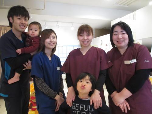 Smileスタッフが一生懸命施術を担当します!