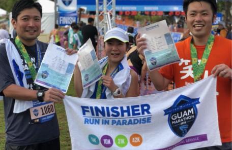 グアムマラソン2